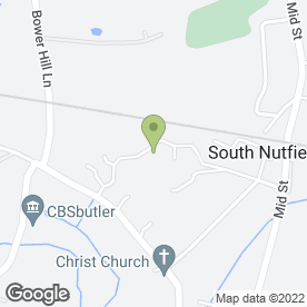 Map of Acorn Property Care Ltd in South Nutfield, Redhill, surrey