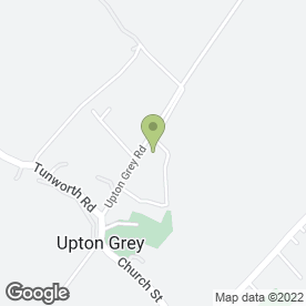 Map of ANSCOMBE in Upton Grey, Basingstoke, hampshire