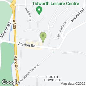 Map of Generation Sports & Cycles in Tidworth, hampshire