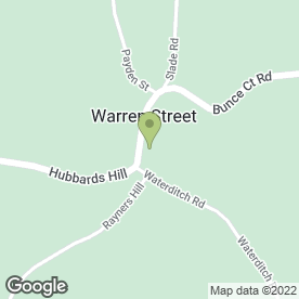 Map of HARROW INN in Lenham, Maidstone, kent