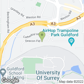 Map of Motormech in Guildford