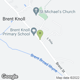 Map of P.S Dixon in Brent Knoll, Highbridge, somerset