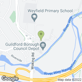Map of MOBILE PHONE & LAPTOP REPAIRS in Guildford, surrey