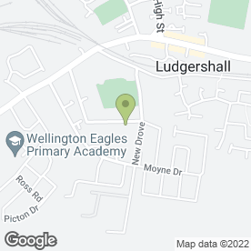 Map of Watton's Mini Skips in Ludgershall, Andover, hampshire