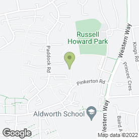 Map of A Basingstoke Carpenter in Basingstoke, hampshire