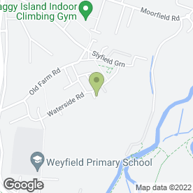 Map of Black Pearl Inflatables in Guildford, surrey