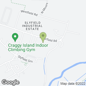 Map of Ian Bannings Car Audio & Security in Slyfield Industrial Estate, Guildford, surrey