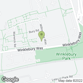 Map of Wet & Dry Ltd in Basingstoke, hampshire