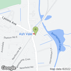 Map of Advanced Preservations Ltd in Aldershot, hampshire