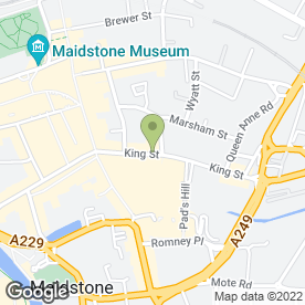 Map of Confection Perfection in Maidstone, kent