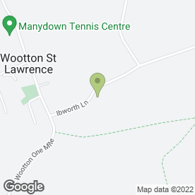 Map of Countryman Services in Wootton St. Lawrence, Basingstoke, hampshire