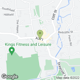 Map of Deane & Sons (Cheddar) Ltd in Cheddar, somerset