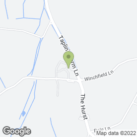 Map of Egham Mower Service in Winchfield, Hook, hampshire