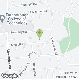 Map of ROJO BUILDING & HOME IMPROVEMENTS in Farnborough, hampshire