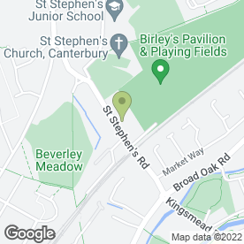 Map of Graylyn Electrical Services in Canterbury, kent