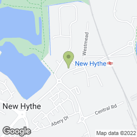 Map of Seymour Hire Ltd in Larkfield, Maidstone, kent