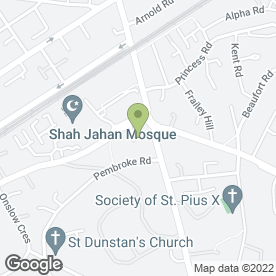 Map of ACSL Building Services in Woking, surrey