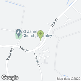 Map of ACIRA WEDDING CARS in Bramley, Tadley, hampshire