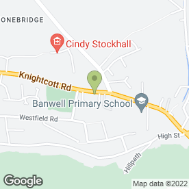 Map of Fitcom in Banwell, avon