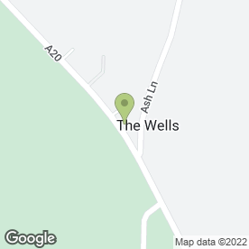 Map of F.B.S.S Ltd in West Kingsdown, Sevenoaks, kent
