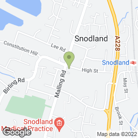 Map of PETAHOLICS in Snodland, kent