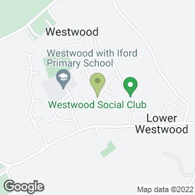 Map of Westwood Post Office & Stores in Lower Westwood, Bradford-On-Avon, wiltshire
