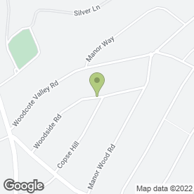 Map of Brunwin Professional Roofing Services in Purley, surrey