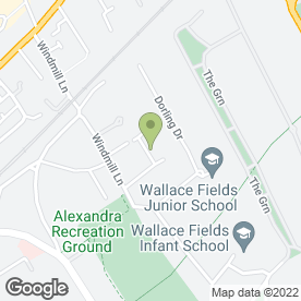 Map of Technical Heating Services (UK) in Epsom, surrey