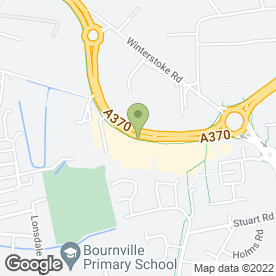 Map of Dunelm Mill Store in Weston-Super-Mare, avon