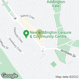 Map of Access Estate Agents in New Addington, Croydon, surrey