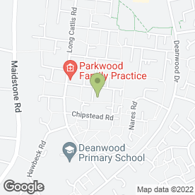 Map of MSK Martial Arts in Gillingham, kent