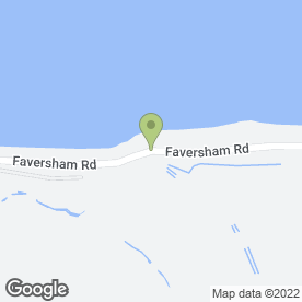 Map of Daves Guitar Tuition in Seasalter, Whitstable, kent
