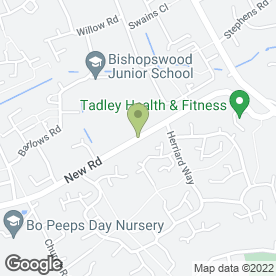 Map of Morland Surgery in Tadley, hampshire
