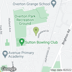 Map of 4 Rent Ltd in Sutton, surrey