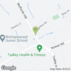 Map of R & L Preservation in Tadley, hampshire