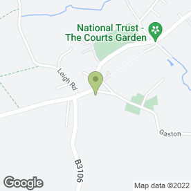 Map of www.Pietrawoodandstone.Com in Holt, Trowbridge, wiltshire