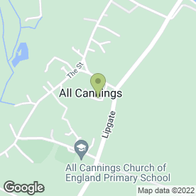 Map of Elkins Air Conditioning Services in All Cannings, Devizes, wiltshire