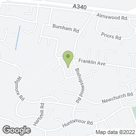 Map of Profile Print & Copy in Tadley, hampshire