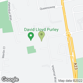 Map of A & A Auto Electrical in Croydon, surrey