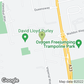 Map of Grays Truck & Van Ltd in Croydon, surrey