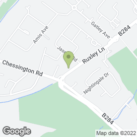 Map of Autotest in West Ewell, Epsom, surrey