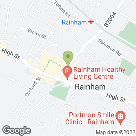 Map of Colour Copy Rainham in Rainham, Gillingham, kent