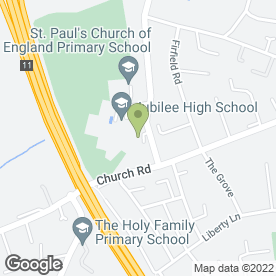 Map of Terry Bayliss Photography in Addlestone, surrey