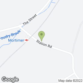 Map of Mortimer Carwash & Valeting in Mortimer, Reading, berkshire