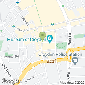 Map of Snappy Snaps in Croydon, surrey