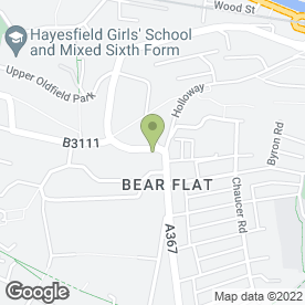Map of Fidelis Estate Agents in Midford, Bath, avon