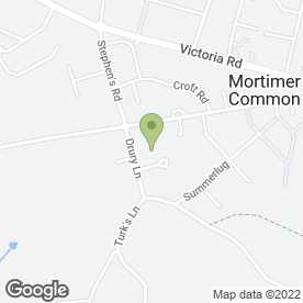 Map of Coolbags, Coolboxes & Picnic Wear in Mortimer Common, Reading, berkshire