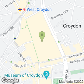 Map of Currys.digital in Croydon, surrey