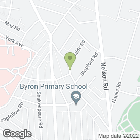 Map of Gillingham Travel Ltd in Gillingham, kent