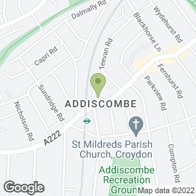 Map of photos-4-all.com in Croydon, surrey
